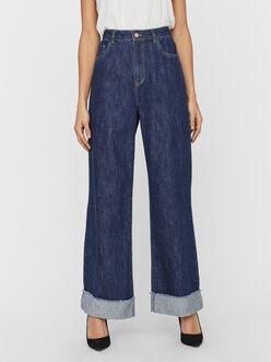 Kathy high waist wide leg fit jeans