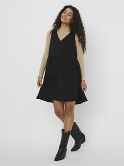 Olivia peplum style mini dress