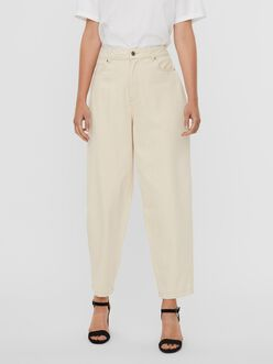 Ida high waist barrel fit jeans