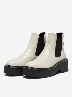 Bossi chunky chelsea boots