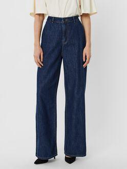 Kathy super high waist wide leg fit jeans