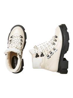 Nat chunky warm boots