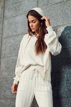 Tessa light hoodie