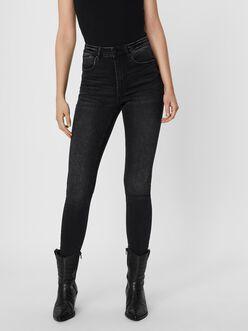 Sophia high waist skinny fit jeans