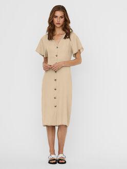 Viviana midi tencel shirt dress