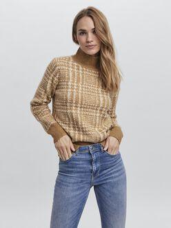 Hounds high neck knit sweater