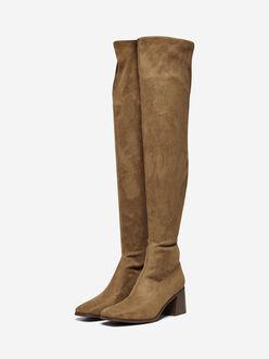 Bijou knee-high boots