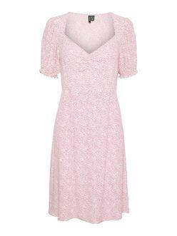 Evelyn sweetheart neck dress