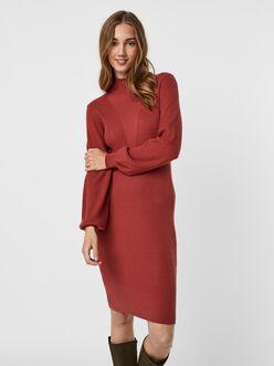 Raina high neck bodycon knit dress