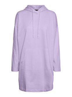 Octavia loose fit hoodie dress