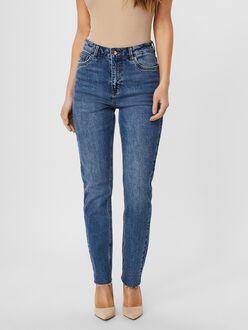 Brenda high waist straight cut jeans