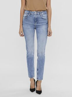 Tracy high waist straight fit jeans