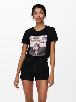 Lana graphic t-shirt