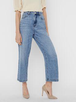 FINAL SALE - Kathy high waist wide leg fit jeans
