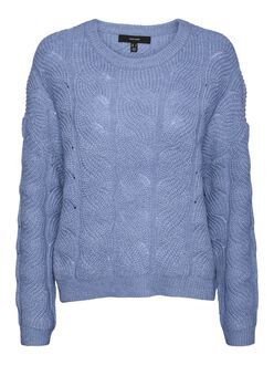 Stinna cable knit sweater