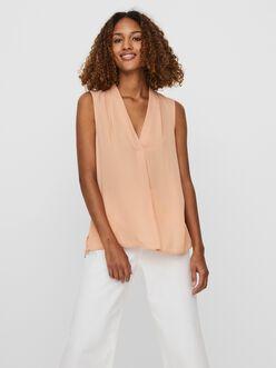 Maple wrap v-neckline cami