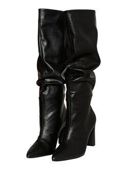 Ella slouchy design boots