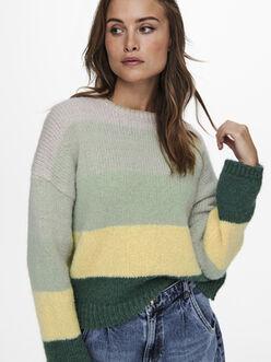 Sonia striped sweater