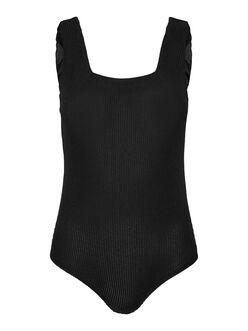 Fannie square neck bodysuit