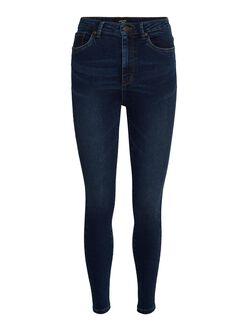 Sophia super high waist skinny fit jeans