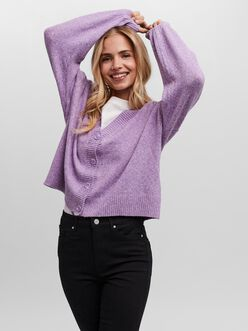 Doffy v-neck knit cardigan