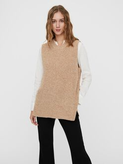 Lea knitted vest