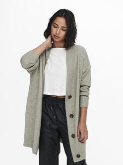 Gabi long knit cardigan