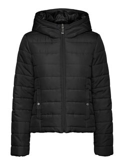 Simone hooded puffer jacket