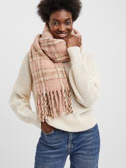 Ava plaid scarf