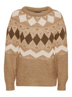 Filippa nordic pattern sweater
