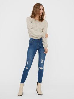 Seven mid waist slim fit jeans