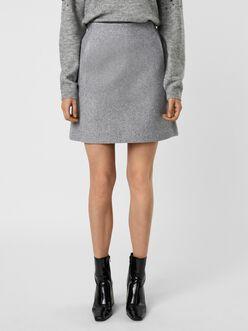 Allison high waist mini skirt