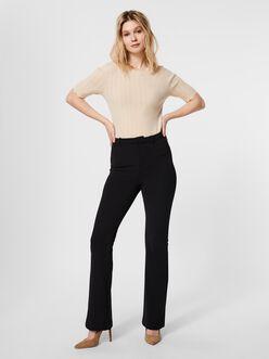 Amira mid waist flared fit pants