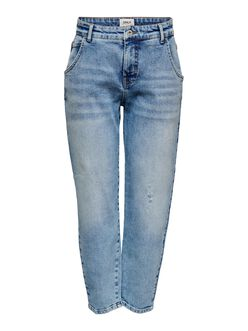Troy high waist carrot fit jeans