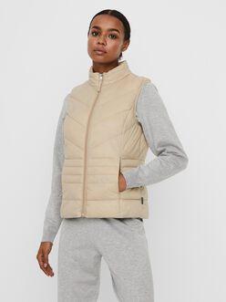 Soraya lightweight puffer vest