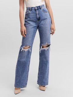 Kithy high waist straigth fit jeans