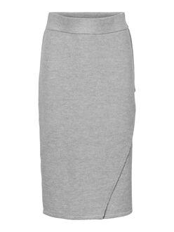 Nadine midi slit pencil skirt