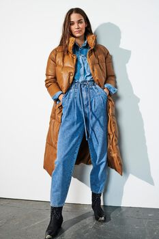 Lova high waist carrot fit jeans