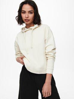 Dreamer oversized crop fit hoodie
