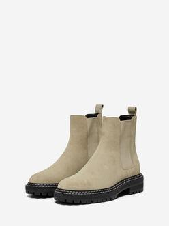 Beth nubuck chelsea boots