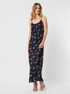 Sasha elastic waist maxi dress