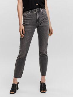 Brenda high waist straight fit jeans